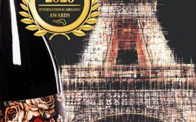 LaurAna Tempranillo & Cabernet Sauvignon – Paris 2020 International Award